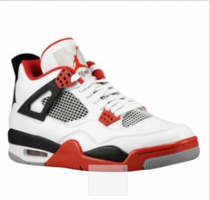Retro Jordan 4 (IV) Fire Red