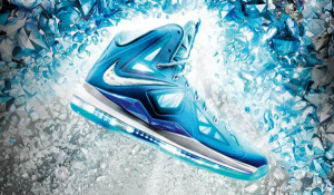 LeBron X Blue Diamond For Sale