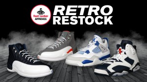 Foot Locker Retro Restock