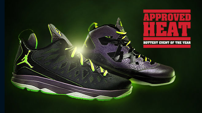 Jordan Signature Series Joker/Stealth CP3 M9