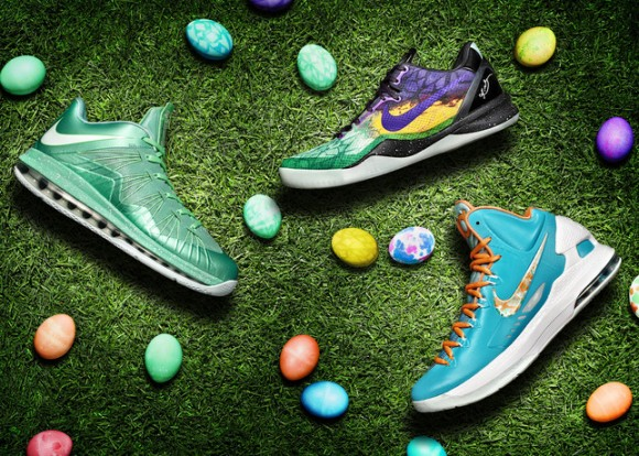Nike Easter Pack Releasing 3/29