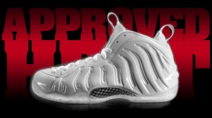 Foamposite One White Out