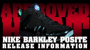 Barkley Posite Max Eggplant Ticket Info