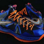"Nike LeBron X PS Elite ""Knicks"""