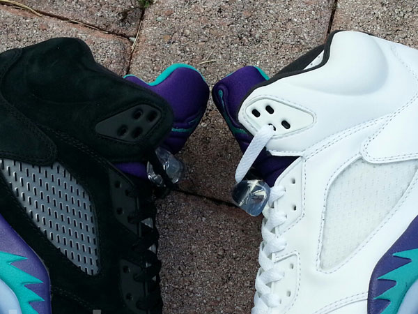 Jordan Black Grape 5 Release Confirmed 6/15