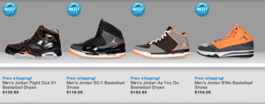 Finishline Jordan Citrus Pack