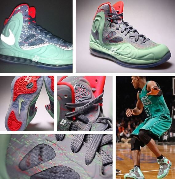 Cop the Hyperposite Atomic Green For $136 at Champs
