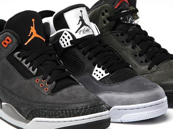 Jordan Fear Pack Release