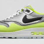 AIR MAX 1 FB MERCURIAL PACK Metallic Silver/Black-Volt
