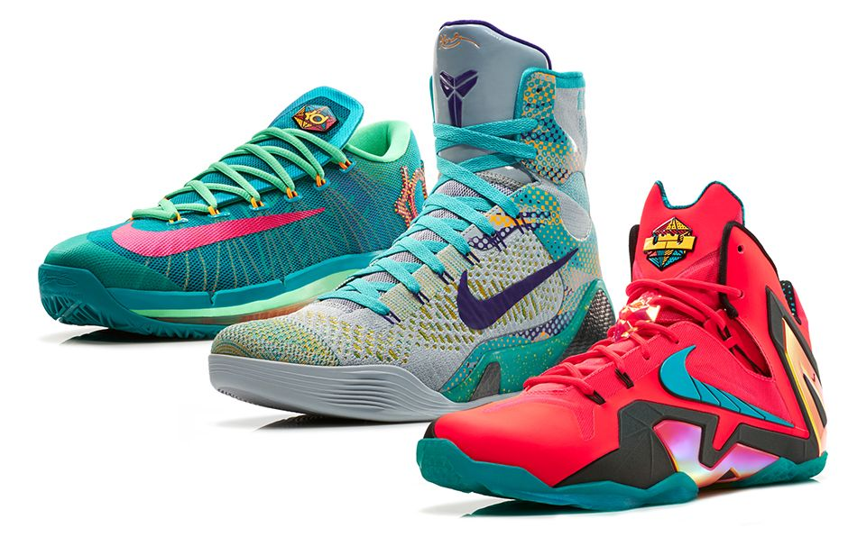 2014 Nike Elite Hero Pack Revealed
