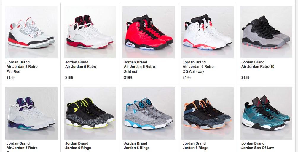 Rare Jordan Retro Still In Stock