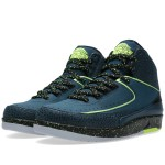 Air Jordan Retro 2 Nightshade Early Release