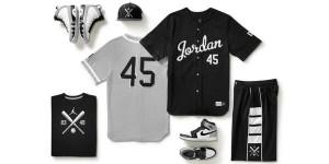 Nike Jordan Birmingham Barons Wolf Grey Pack