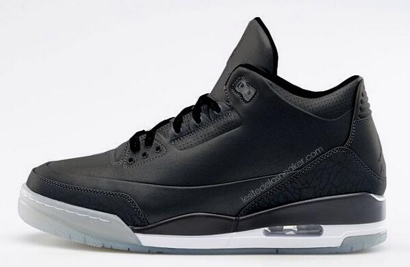 A good look at the Jordan 5Lab3 Black