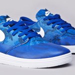 Nike SB Lunar One Shot WC World Cup Plantlife x Game Royal Blue