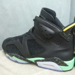 Air Jordan Retro 6 Venom Green