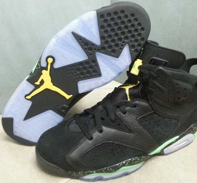Air Jordan Retro 6 Venom