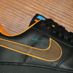 Nike x Riccardo Tisci Air Force 1 AF1 Low Black