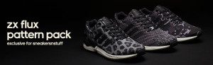 Adidas ZX Flux Pattern Pack