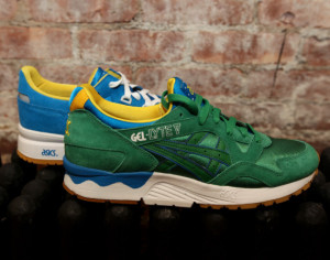 Asics Brazil Pack April 2014 Release