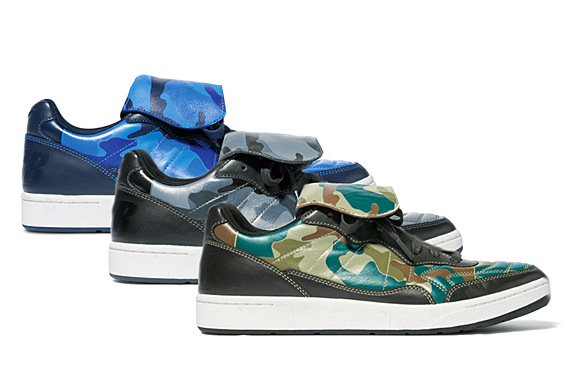 Another FCRB x Nike Tiempo '94 Camo Pack Restock