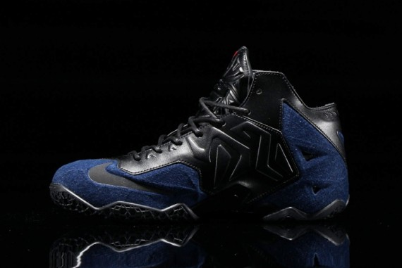 Another shot at the LeBron 11 EXT Denim