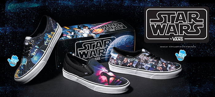 Star Wars x Vans Pack