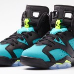 Air Jordan Retro 6 Turbo Green
