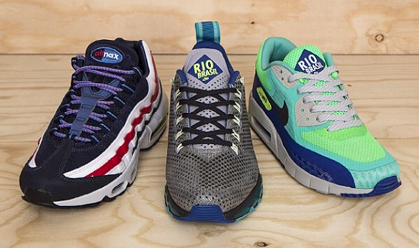 Air Max City Pack Early Links