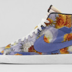 Nike Blazer mid QS Floral City Chicago