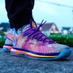 KD 6 Elite EYBL on foot