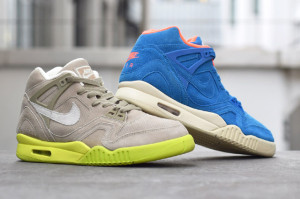 Air Tech Challenge Suede Bamboo Release Date