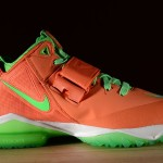 Nike Zoom CJ Trainer 2 Calvin Johnson CJ2 Turf Orange Poison Green