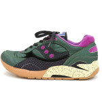 Bodega x And A x Saucony Polka Dot Pack Grid 9000
