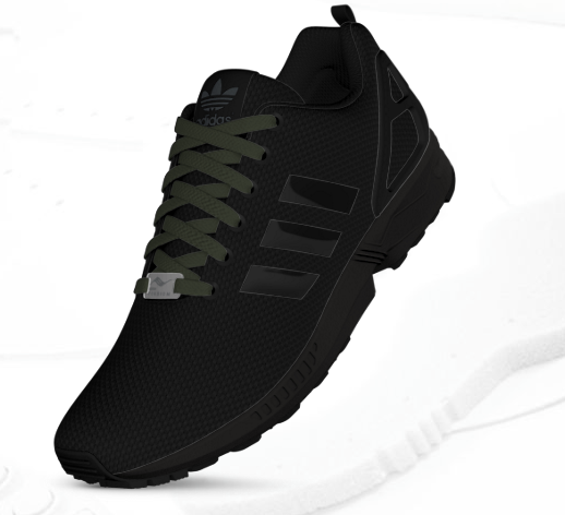 Adidas Zx Flux Reflective Snake For Sale