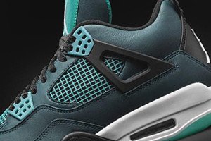 Jordan Retro 4 Teal 2015 remastered