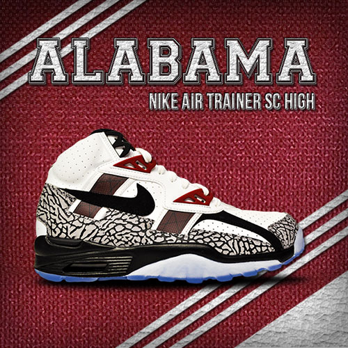 Nike Air Trainer SC Alabama Restock