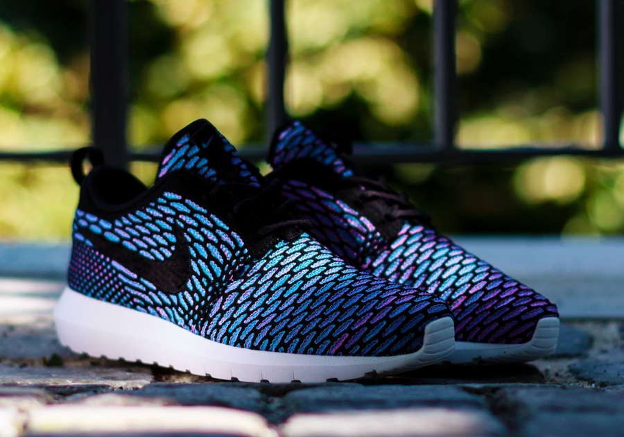 Roshe Run Flyknit Early Release
