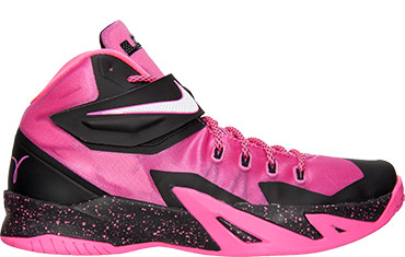 Lebron Soldier 8 Pink LeBron Zoom Soldier 8 Kay Yow