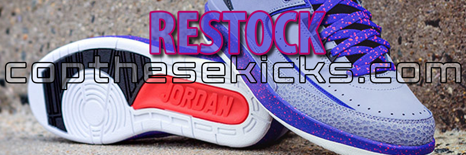 Retro 2 Iron Purple Restock