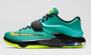KD 7 Uprising Lightning