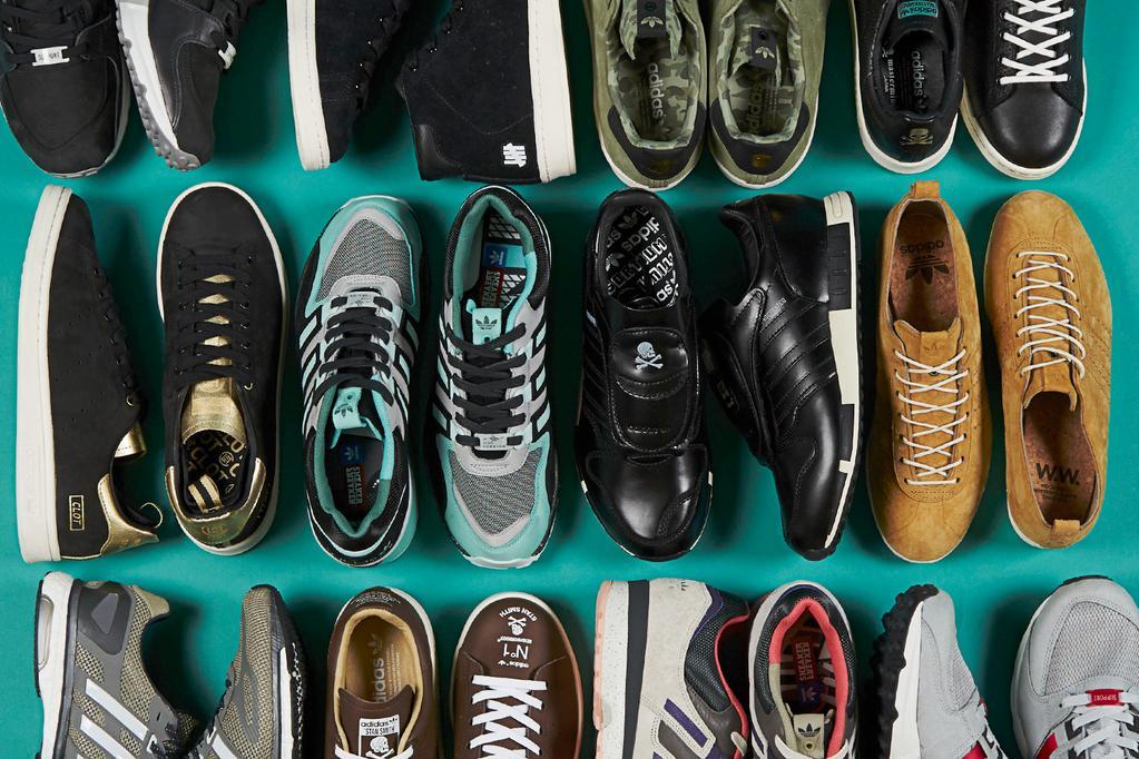 Adidas Consortium Restock