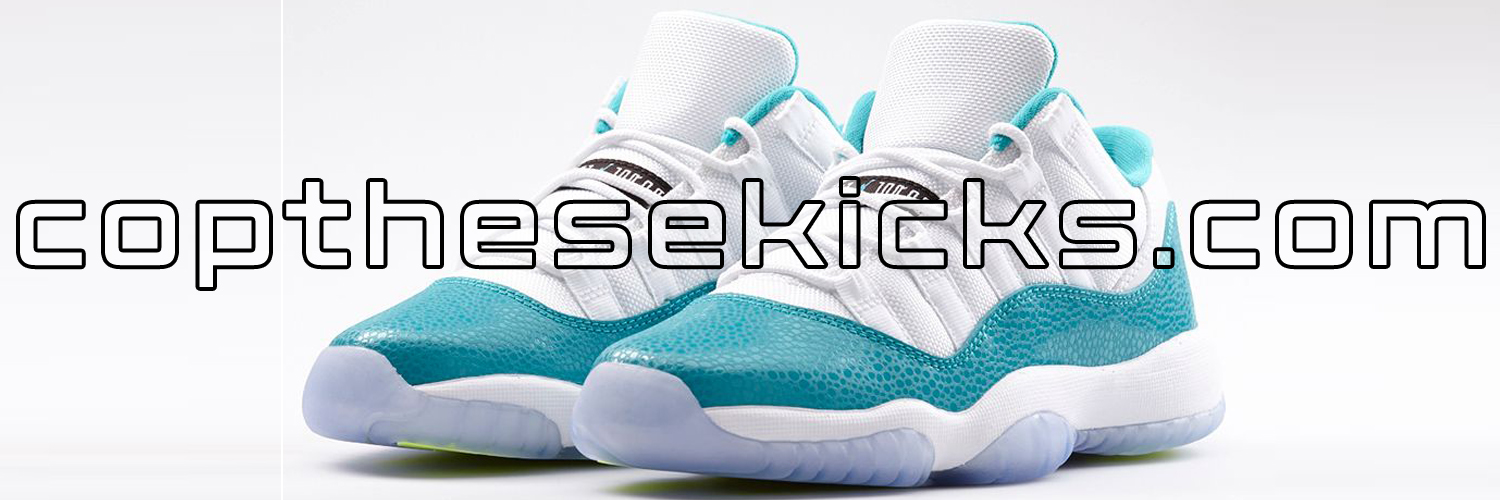 Jordan Retro 11 Snakeskin Turbo Green Restock