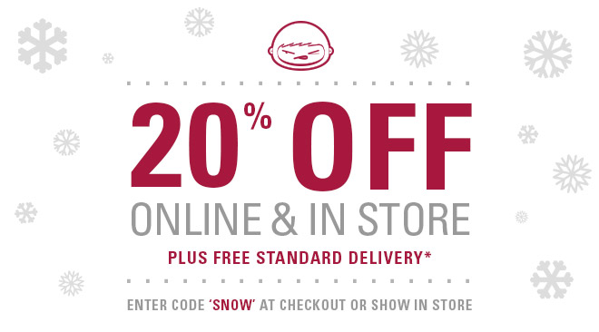 20% Off EVERYTHING at Offspring