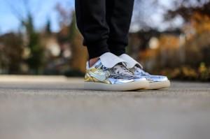 Nike Tiempo '94 Liquid Metal Silver