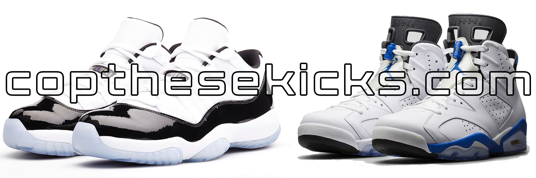 Nike Europe Restocks Jordans