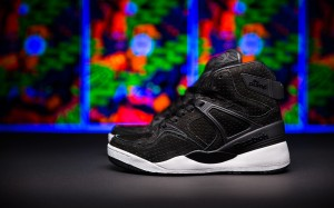 SNS x Reebok Twilight Pump 25th anniversary Blacklight Poster