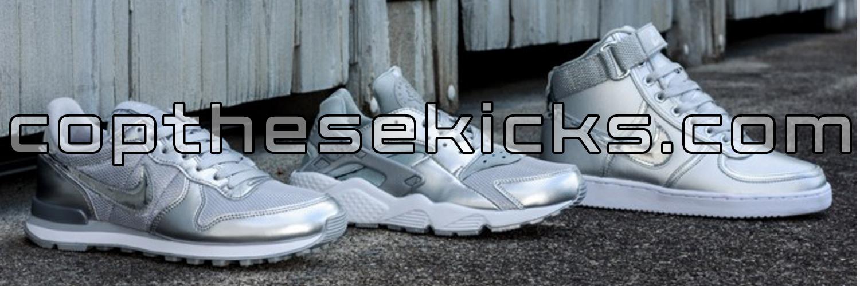 "Nike Premium ""Metallic"" Pack"