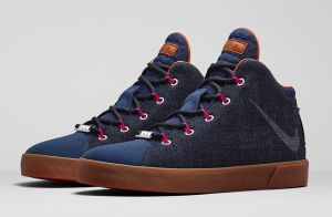 LeBron 12 Lifestyle Denim