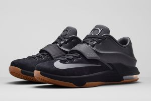 KD 7 EXT Black Suede 717593-001